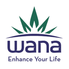 Wana Blueberry Sativa Gummies  image